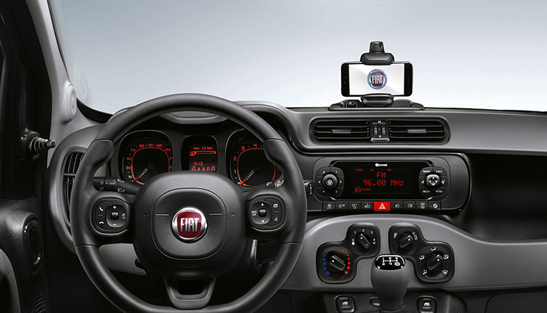 Fiat Panda 4x4 | kleines Offroad-Auto