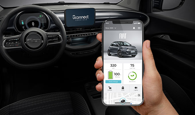 Android Auto™ und kabelloses Apple CarPlay