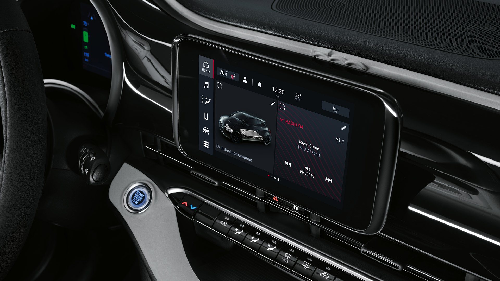 "7"" INFOTAINMENT-SYSTEM"